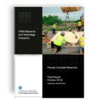 Reporte Final: Pavimentos de Hormigón Prefabricado
