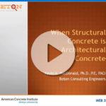 Kevin MacDonald – «Cuándo un hormigón estructural es un hormigón arquitectónico»