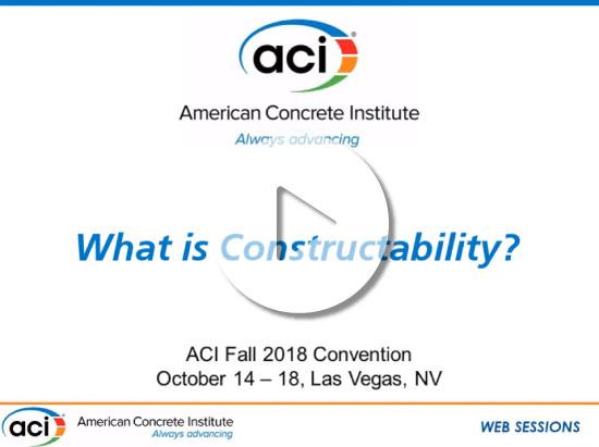 """John Hausfield -""""¿Qué es Constructabilidad?"""""""