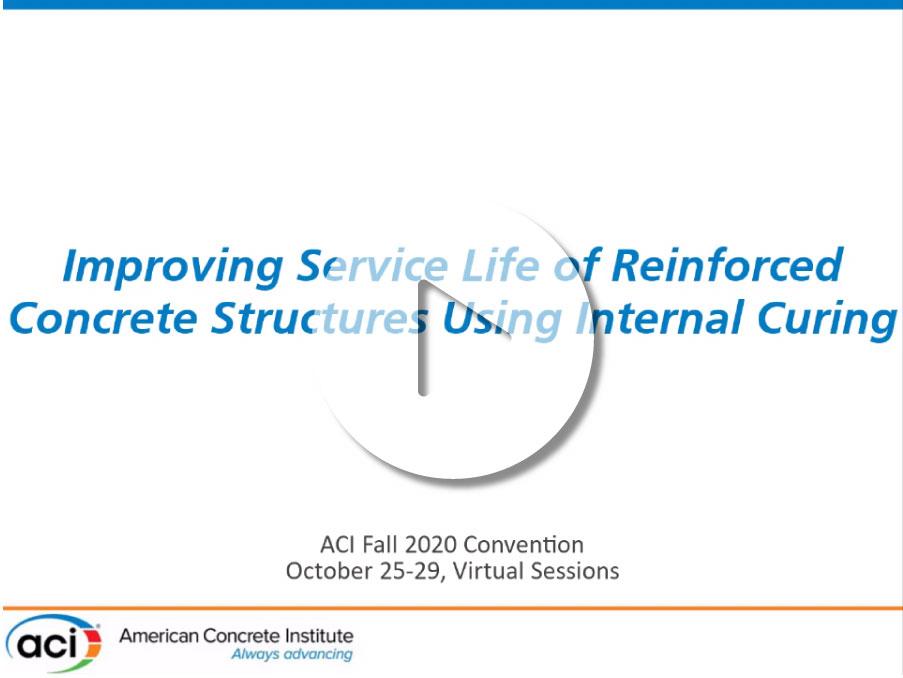 """""""Mejorando la vida útil de estructuras de hormigón armado utilizando curado interno"""""""