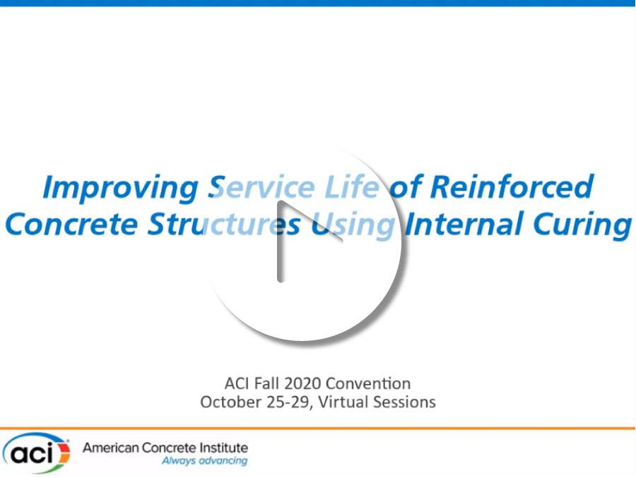 """""""Mejorando la vida útil de estructuras de hormigón armado utilizando el curado interno"""""""