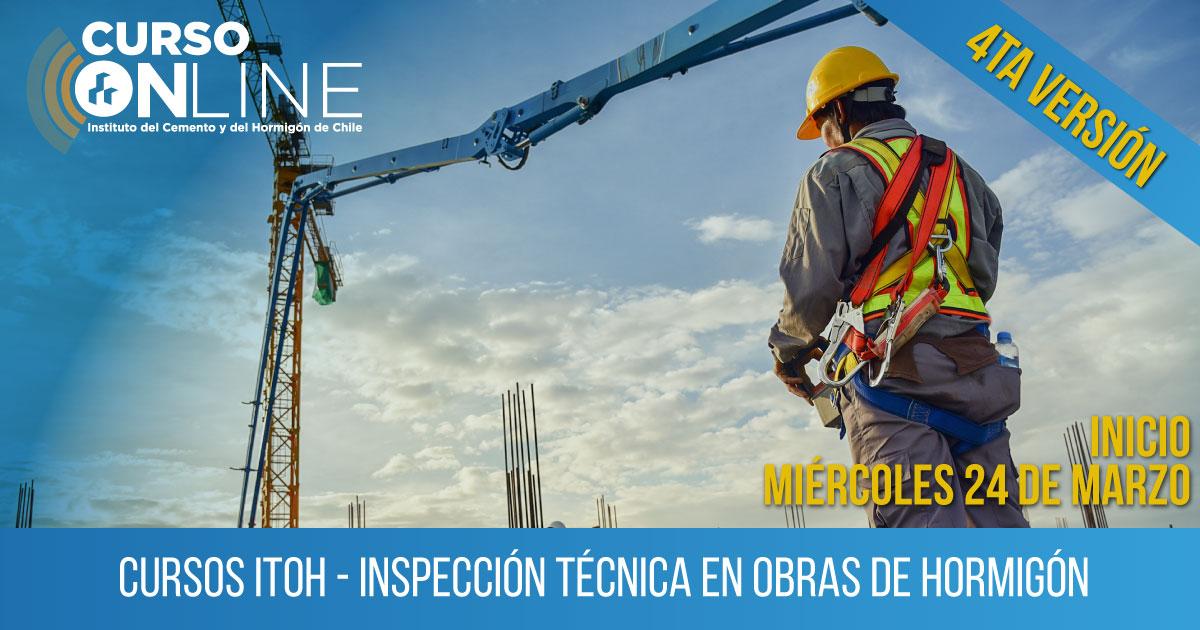 Inspección Técnica en Obras de Hormigón
