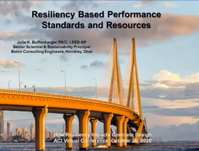 Desempeño basado en la Resiliencia: Estándares y Recursos