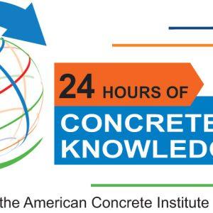 """ICH será co-anfitrión de la conferencia internacional """"24 Horas de conocimiento sobre Hormigón"""" este 13 y 14 de Julio"""